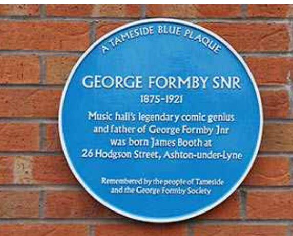 @FrankOnTheRadio on last weeks podcast you asked for famous blue plaques.This one will be right up Franks street https://t.co/hawLOoEXzR
