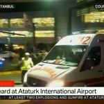 Turquie: attentat suicide à laéroport dIstanbul, au moins 36 morts https://t.co/vuXVTsfXk7 https://t.co/lxZC37xXtN