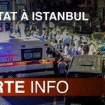 #Istanbul Le bilan passe à 36 morts, le gouvernement turc accuse l#EI Le direct ➡️https://t.co/xmBAWhDYCa https://t.co/M46XOcLuZP