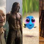 Box Office Battle for No. 2: 'Finding Dory' to Out-Swim 'BFG,' 'Purge,' 'Tarzan' https://t.co/29CRWKYSPk https://t.co/C2jo85RIEd