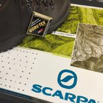 Thanks to @campcraftbolton much needed new #scarpa boots for this #britishsummer 😂 #shoplocal #Bolton #outdoors https://t.co/xszBYpEAZX