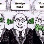#CongresoLadrón 11.un congresista es pura mermelada, clientelismo, ausentismo, chantaje, privilegios y corrupción https://t.co/xai3WzktNc