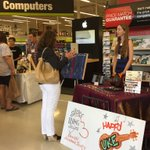 And @PtboEcDev @Summer_Company showcase happening now #Staples Ptbo check them out! https://t.co/Hyq7HM9OtG