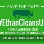 Save-the-Date! Details to come! #EthanCleansUp #BeTheWish #CysticFibrosis #Sacramento @MakeAWishSacto https://t.co/vVPSqV7BUR