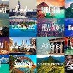#DinheiroNaoTrazFelicidadeMas traz a oportunidade de viajar pra esses lugares https://t.co/OHFqezjMFW
