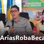 Becados de Fundalossada en el estado Zulia, fueron excluidos del programa por VALIDAR su firma. #AriasRobaBecas https://t.co/4BAVEwhfge