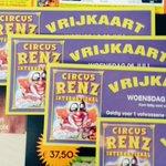 Sushitime actie Ontvang 4 kaarten voor #CircusRenz bij de Sensation deLuxe box (37,50) zaterdag 2.7.2016 &steun Renz https://t.co/MqxhChNK5W