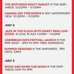 Countdown to #CanadaDay festivities in the City is on. Here's what's happening.  #NorthVan https://t.co/rHDUVGhNkn https://t.co/Q2m1j8AbMM