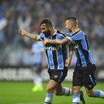 Artilheiros do #Grêmio na história da Arena: • Barcos – 28 • Luan – 20 • Giuliano – 11 • Douglas – 10 ???????????? https://t.co/Q9UAixe6fL