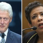 AG Lynch met privately with Bill Clinton on eve of Benghazi report release https://t.co/yRGwC5ofrO https://t.co/wlrD2oKxbV