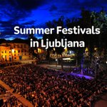 Enjoy this year's #summer in #Ljubljana! We surely will! 😉 https://t.co/HK36Yr4Ido 💚 https://t.co/G1lKDLHnLc