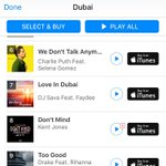 """All the way to the top!"" Top 10 #Dubai !! #LoveInDubai 💙🙏🏼🎉 #Faydee #DjSava https://t.co/vot9yiVaL3"