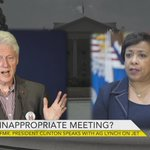AG Lynch met privately this week with former President Bill Clinton at a Phoenix airport as e-mail probe continues https://t.co/AqJuMO0MUG