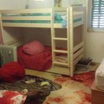 "This is what a 13-yr-olds bedroom looks like after an Arab terrorist stabs her to death. #HallalYaffaAriel, HY""D https://t.co/xSwUydBBrv"