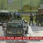 SOON: Update from #JointBaseAndrews regarding active shooter situation, drill confusion https://t.co/rwM7YwV49X https://t.co/ugRuXTCNW3