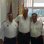 Comienzan acercamientos entre @Alcaldiaibague y Gobernación del Tolima para trabajar en temas conjuntos. https://t.co/9qbx4oAZGb