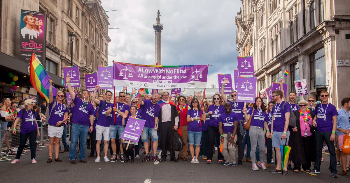 Pride: why we march. My blog for @TheLawSociety https://t.co/HSnmwS75L4 @stonewalluk @londonlgbtpride #pride2016 https://t.co/9cRe4Jajfl