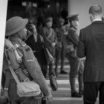 Really powerful tribute at Birmingham New Street for #Somme100 #WeAreHere https://t.co/bkhMqeSxGO