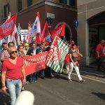 Manifestazione a #Brescia per il rinnovo del contratto nazionale #CCNL #FIGHTINXCCNL #BENTIVOGLI #METALMECCANICI https://t.co/m1pgo5DNW6