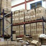 #ÚLTIMAHORA | Hallan 95 toneladas de tabaco ilegal en tres naves de Chauchina https://t.co/T1YAtalHdX https://t.co/d16LQZpmnP