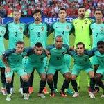 """Não é só o Quaresma,Pepe, Renato, entre outros tipo Ronaldo, Nani,etc são 11! São 11 em campo q fazem a tal """"magia"""". https://t.co/RnWL9CtxVE"""