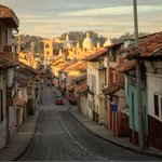 Así amaneció #Cuenca en este viernes. ¡Feliz mes de julio! https://t.co/Jd2AIsjk4N