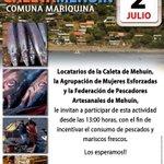 Mañana tod@s invitad@s a la gran Sierratón en Mehuín #Mariquina ¡Los esperamos desde las 13:00 hrs. #valdiviacl https://t.co/3c29SYFafn