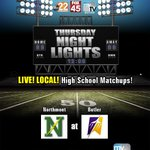 Week 4 its a rivalry renewed. Northmont and Butler meet for the first time in a decade. #ThursdayNightLights https://t.co/ixqVXJGlxO
