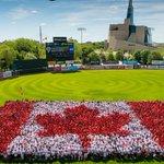 Thousands form Canada Day living flag in Winnipeg https://t.co/APBYZnWMP0 https://t.co/z7ZKMusrNW