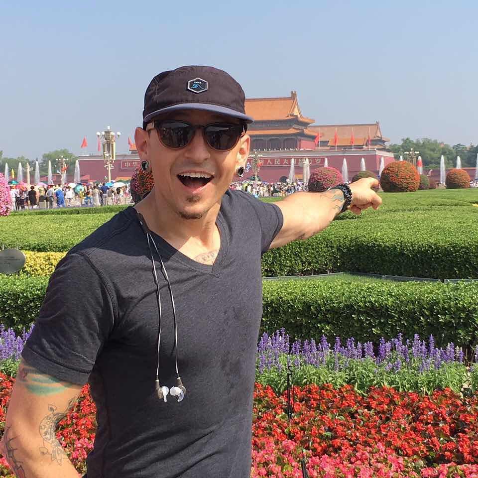 Good morning from Beijing! https://t.co/2Pc5E08Xrj