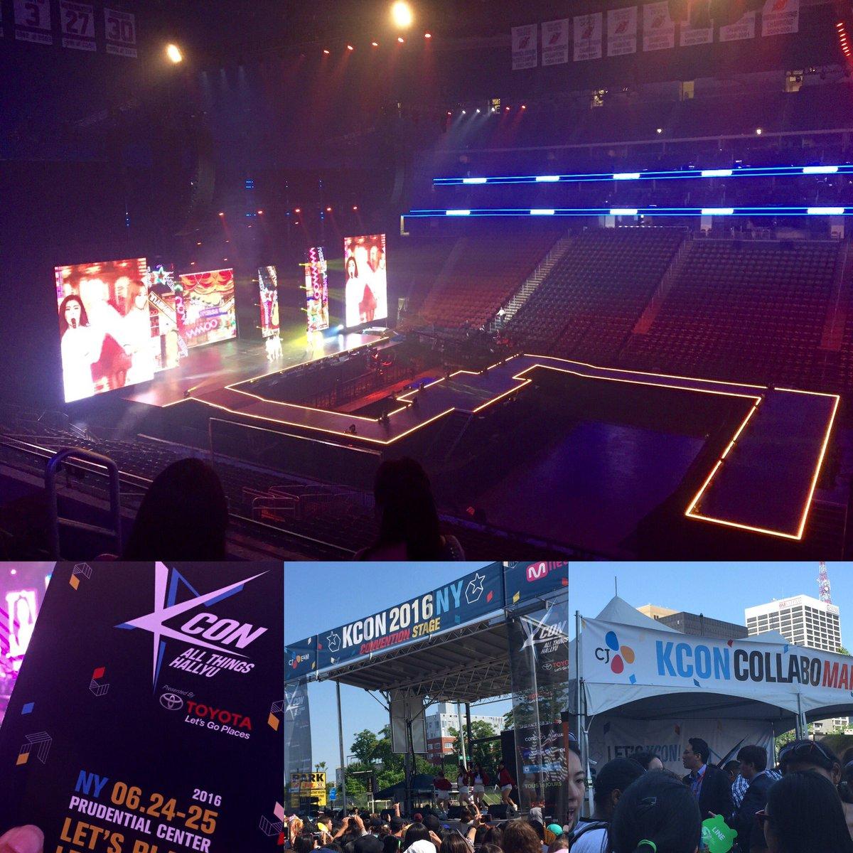 Querid@s fans del KPop, aguanten, el KCON en México, será memorable. Y eso que Nueva York fue INCREÍBLE https://t.co/c1iB6SYPUU