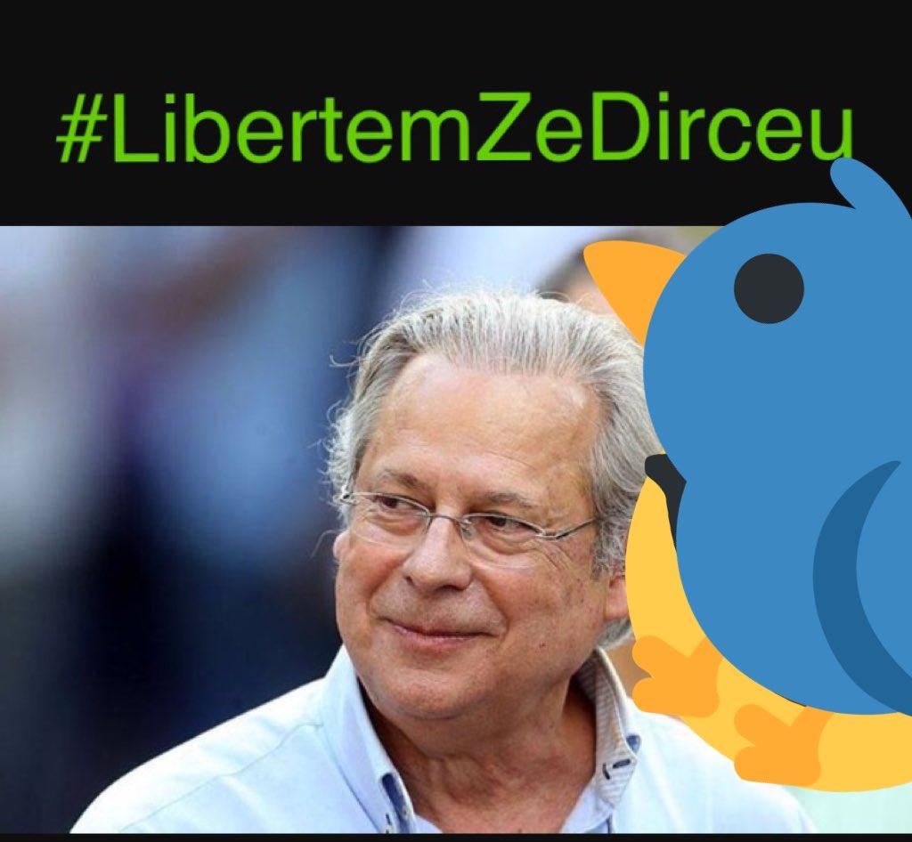 Exijo que STF use com Cunha, Aecio e Temer a mesma literatura jurídica q usaram contra Zé Dirceu #LibertemZeDirceu https://t.co/u1w4HCS0n3