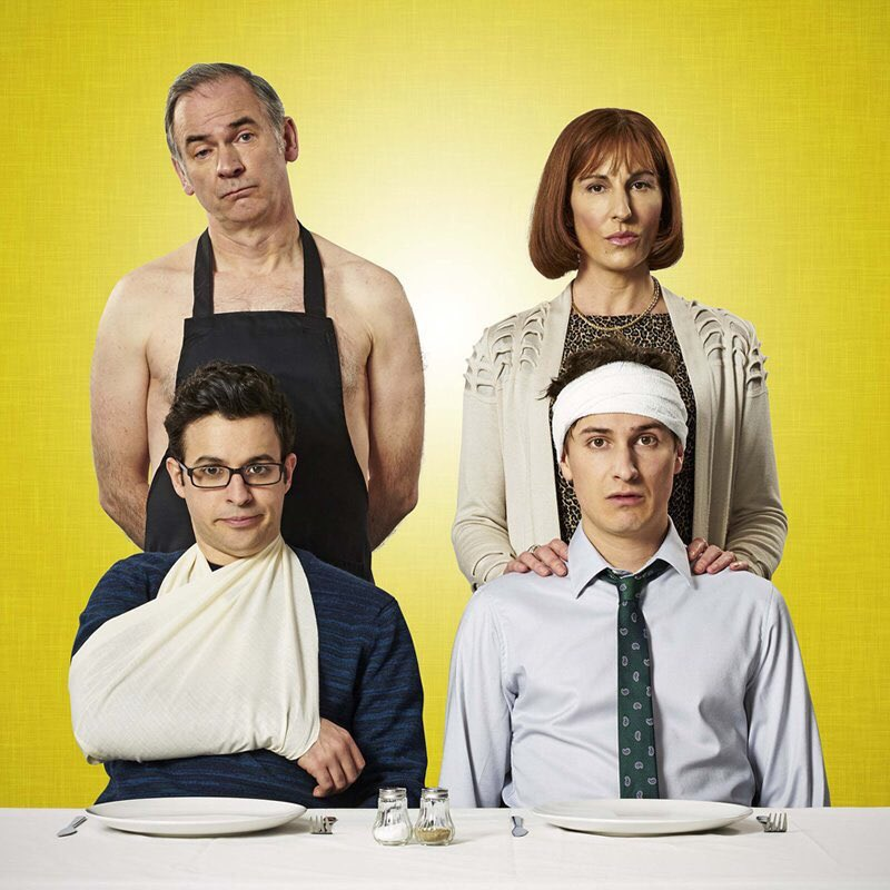 Shalom,  Friday Night Dinner Series 4 starts on July 22nd.   All the best,  Pissface https://t.co/fHA7yuj4pQ
