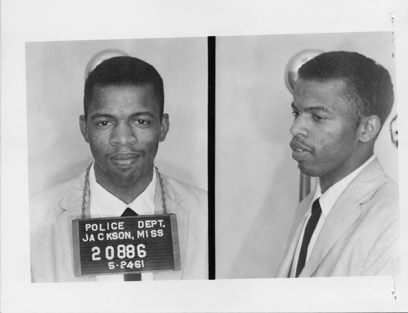 "55yrs ago today I was released from Parchman Penitentiary after being arrested in Jackson for using ""white"" restroom https://t.co/i4CMCrJ3Lh"