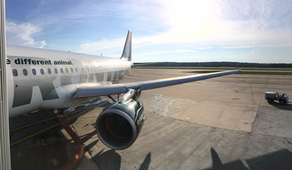 Sure is! MT @FlyFrontier: Beautiful day to fly! | 📍 @fly2ohare | 📷: Michael C.