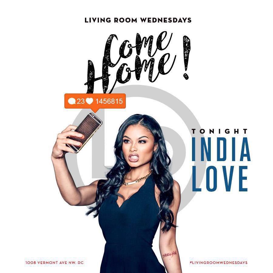 #LRWEDNESDAYS TONIGHT hosted BY @Indialoveinc W/ MUSIC BY @DJQUICKSILVA @Dj_59 https://t.co/3JfPHbg1RI