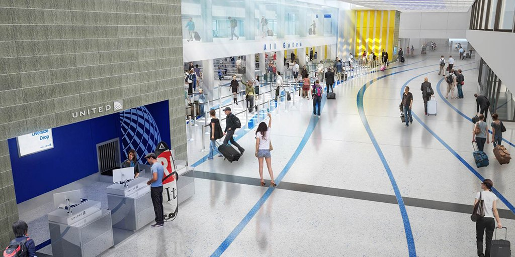 Fly through security before you fly with us. See how we're modernizing security at our hubs.