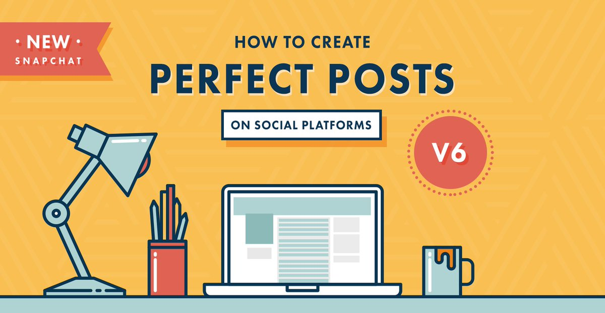 """We've created our new infographic on how to create perfect posts on social platforms. <a href=""""https://t.co/xsQNV8M0zb"""" target=""""_blank"""" rel=""""nofollow"""">https://t.co/xsQNV8M0zb</a>"""