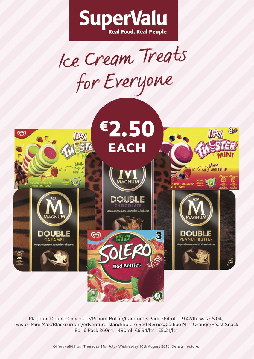 Here comes the Summer kids! All their favourite ice creams in store! https://t.co/CN0fgRQv6b