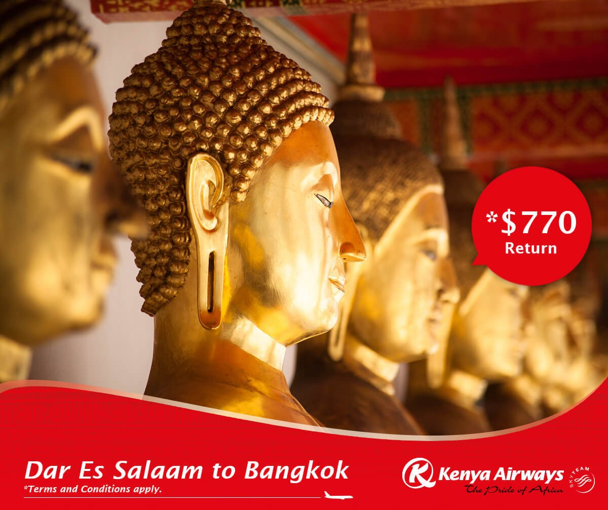 Traveling from Tanzania? We have fantastic offers for you. Visit: to see our deals.