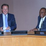 Uhuru congratulates new UK Prime Minister, read his message