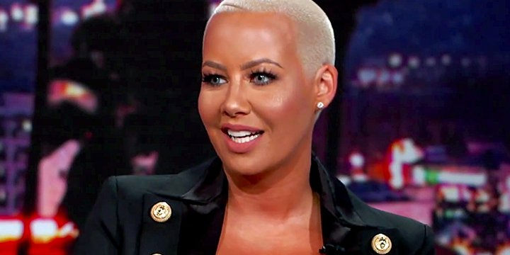 Amber Rose defends ex Kanye West amid Taylor Swift feud