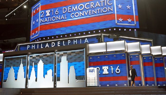 Dems in Philly