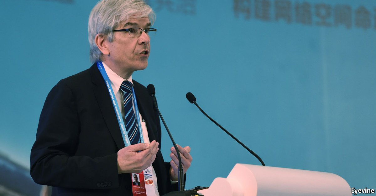 The World Bank hires Paul Romer, a famous contrarian