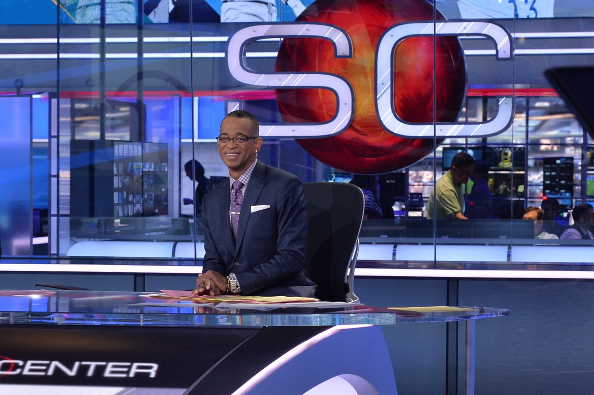 Stuart Scott would have turned 51 today. No doubt many ESPNers will be thinking of him. https://t.co/uTcHzvCFge