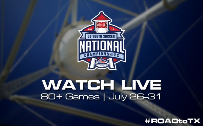The live broadcast schedule is now available for the National Championships! https://t.co/xuMEO0nk39   #ROADtoTX https://t.co/9nDToeGEtc