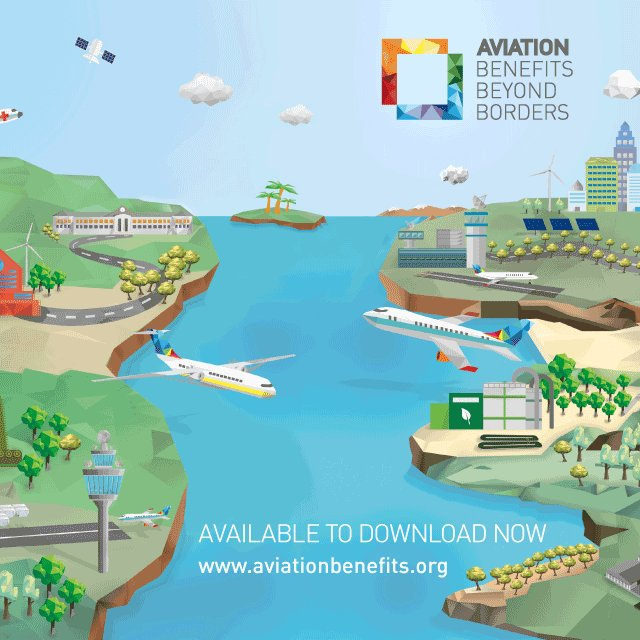 RT @enviroaero: HLPF2016 Aviation: Benefits Beyond Borders looks at how aviationbenefits supports SDGs https://t…
