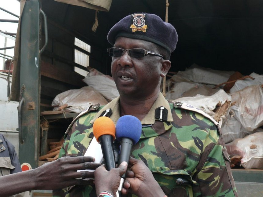 Two APs charged with transporting Sandalwood in Samburu