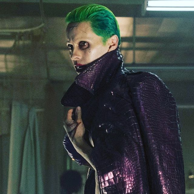 Here's another new one ???????????????????????? @SuicideSquadWB #joker https://t.co/uSGpxVAz8s