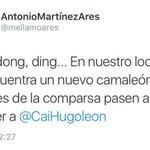 Hugo León nuevo componente de la Comparsa de Antonio Martínez Ares https://t.co/Q4QO8sTOdc